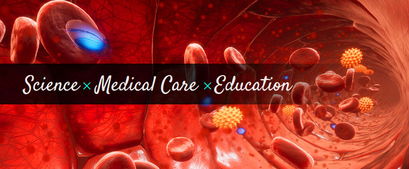 Science × Medical Care × Education